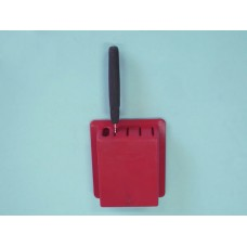 Knife Holder Red